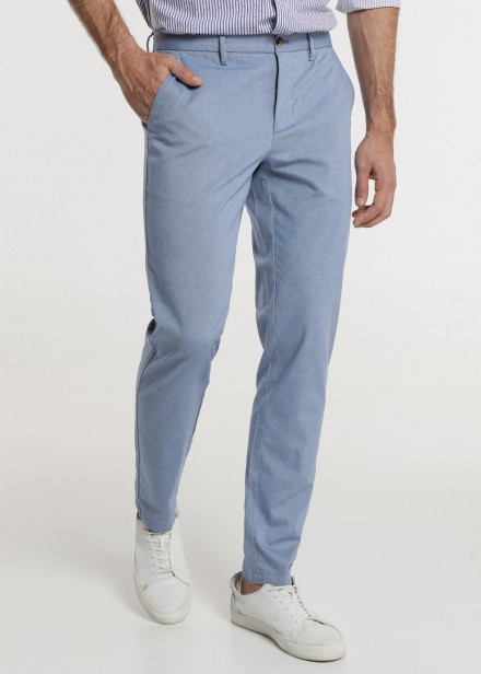 Pantalón  chino oxford