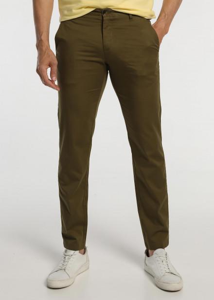 Pantalón chino elastico