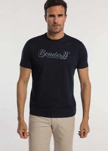 """Camiseta  manga corta bendorff """"new"""""""