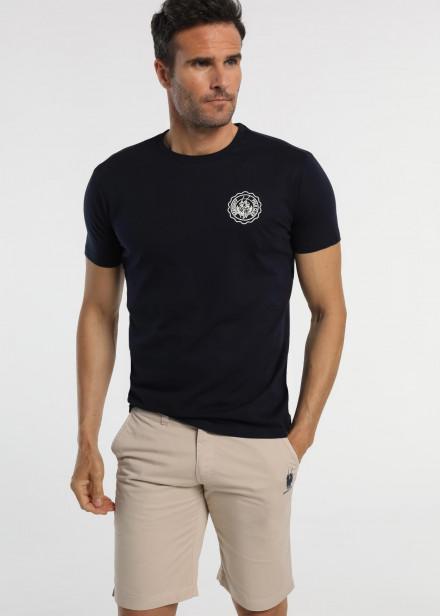 Camiseta  print espalda