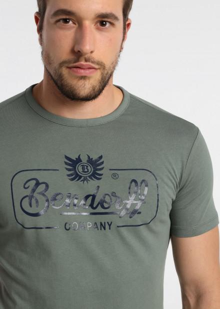 Camiseta Con Marca