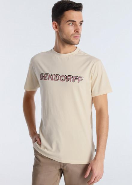 Camiseta Manga Corta Bendorff Zigzag