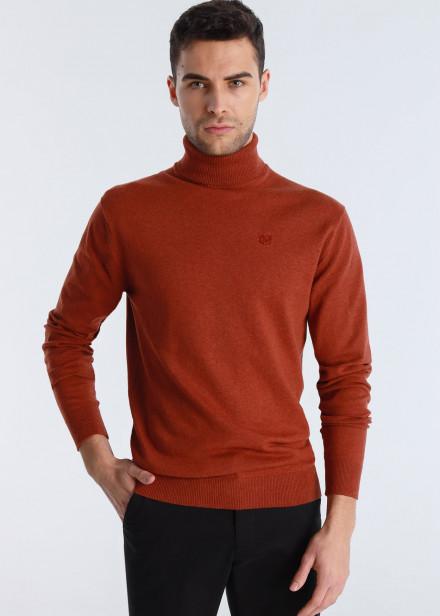 Jersey Basico Cuello Alto