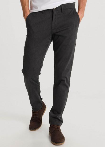 Pantalon Chino Slim Franela