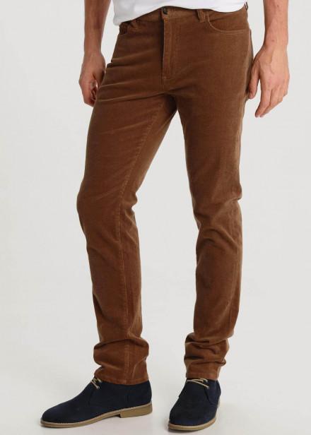 Pantalon 5 Bolsillos Corduroy