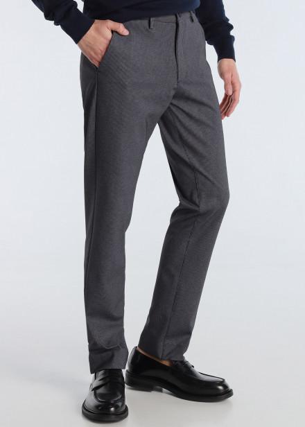 Pantalon Chino Knit Tapetas