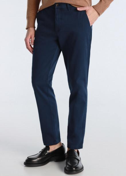 Pantalon Chino Skinny Tobillero Colores